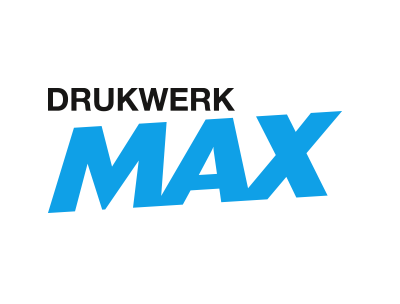 Drukwerk Max logo