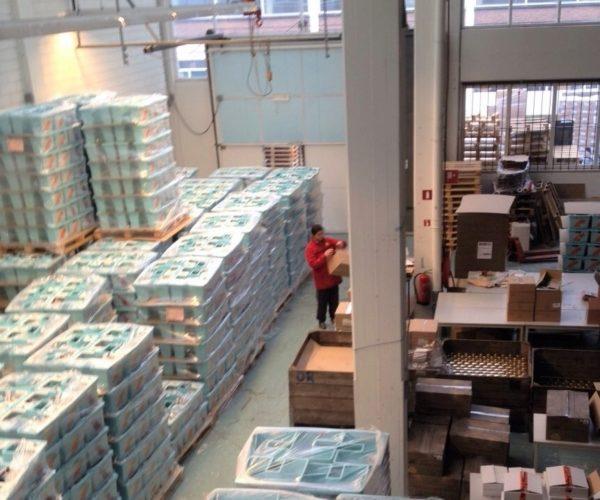 kerstpakketten werkplaats